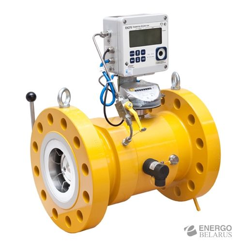 Турбинный счетчик газа TRZ G2500/1,6 Рmax=16кгс/см2; Ду=250мм