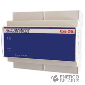 Энергоанализатор EXA TR D6 RS485 230-240V ENERGY ANALYZER