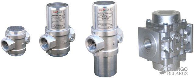 Фильтры газовые ФН