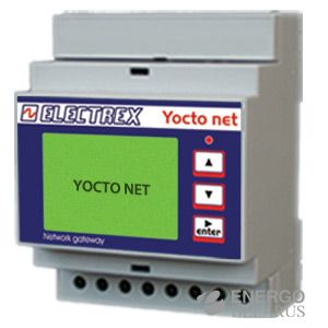 Маршрутизатор YOCTO NET ROUTER D4 E-WI HI 9÷36V 2DI 2DO